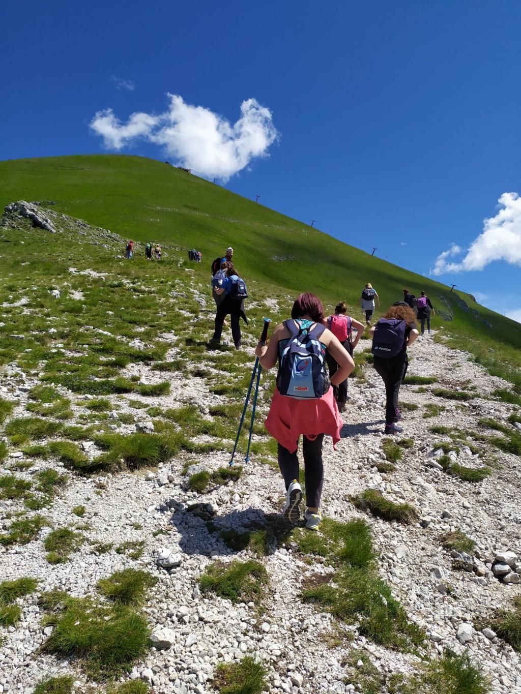 Rieti, alla scoperta del Monte Terminillo in estate